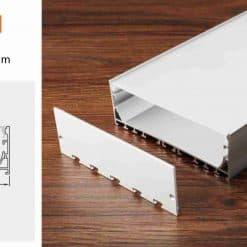 Thanh nhôm định hình led KR-10040M